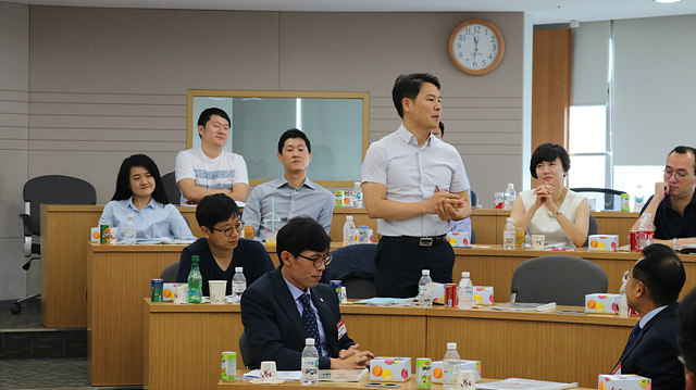 2017.08.05. Executive MBA Orientation