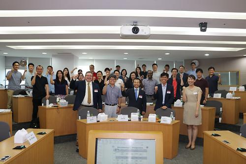 Executive MBA Orientation for the Class of 2020 썸네일 이미지